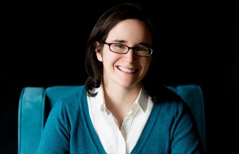 photo of author Emily Guy Birken
