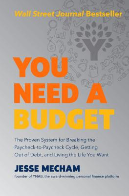 YNAB You Need A Budget by Jesse Mecham book cover