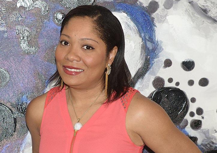 photo of author keisha blair